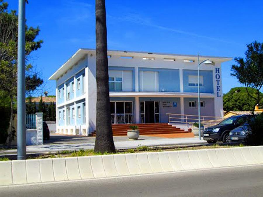Hotel playa de valdelagrana - Hoteles puerto de santa maria cadiz ...